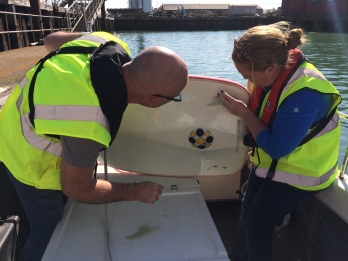 ADCP surveying of the River Adur