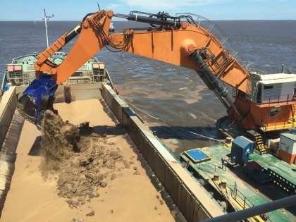 traditional dredging