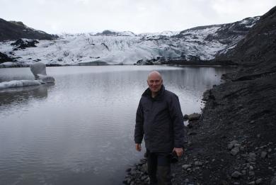 Glacier - Iceland