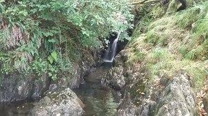 Gorge walking, Wales