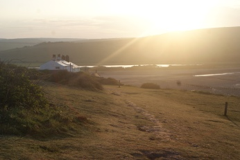 Dawn at Cuckmere Haven